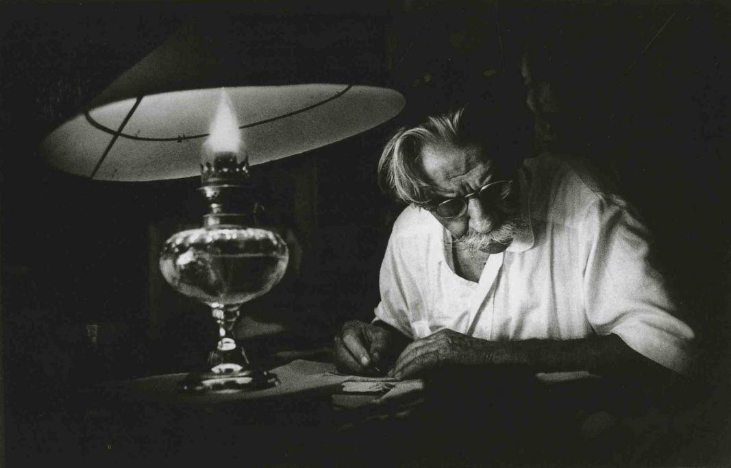 Альберт Швейцер:  благоговеющая перед жизнью  «сосна Вогезских гор»
