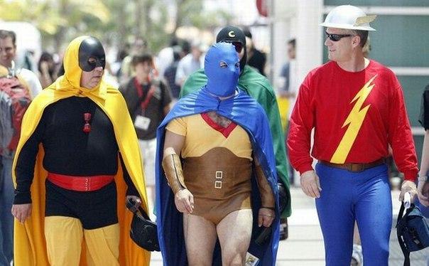 Собери сам: состав идеального супергероя