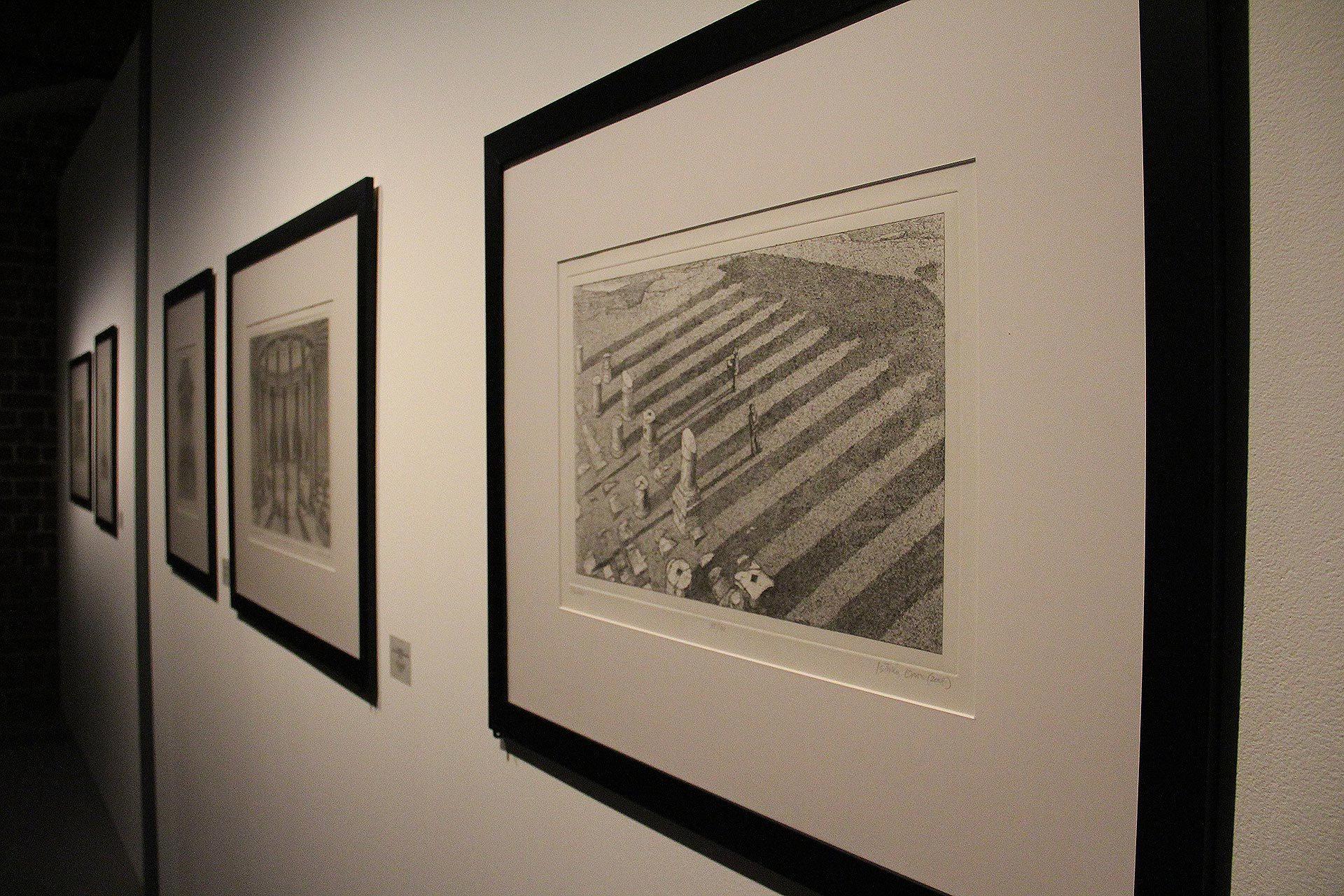 Выставка Иштвана Ороса в Нижнем Новгороде