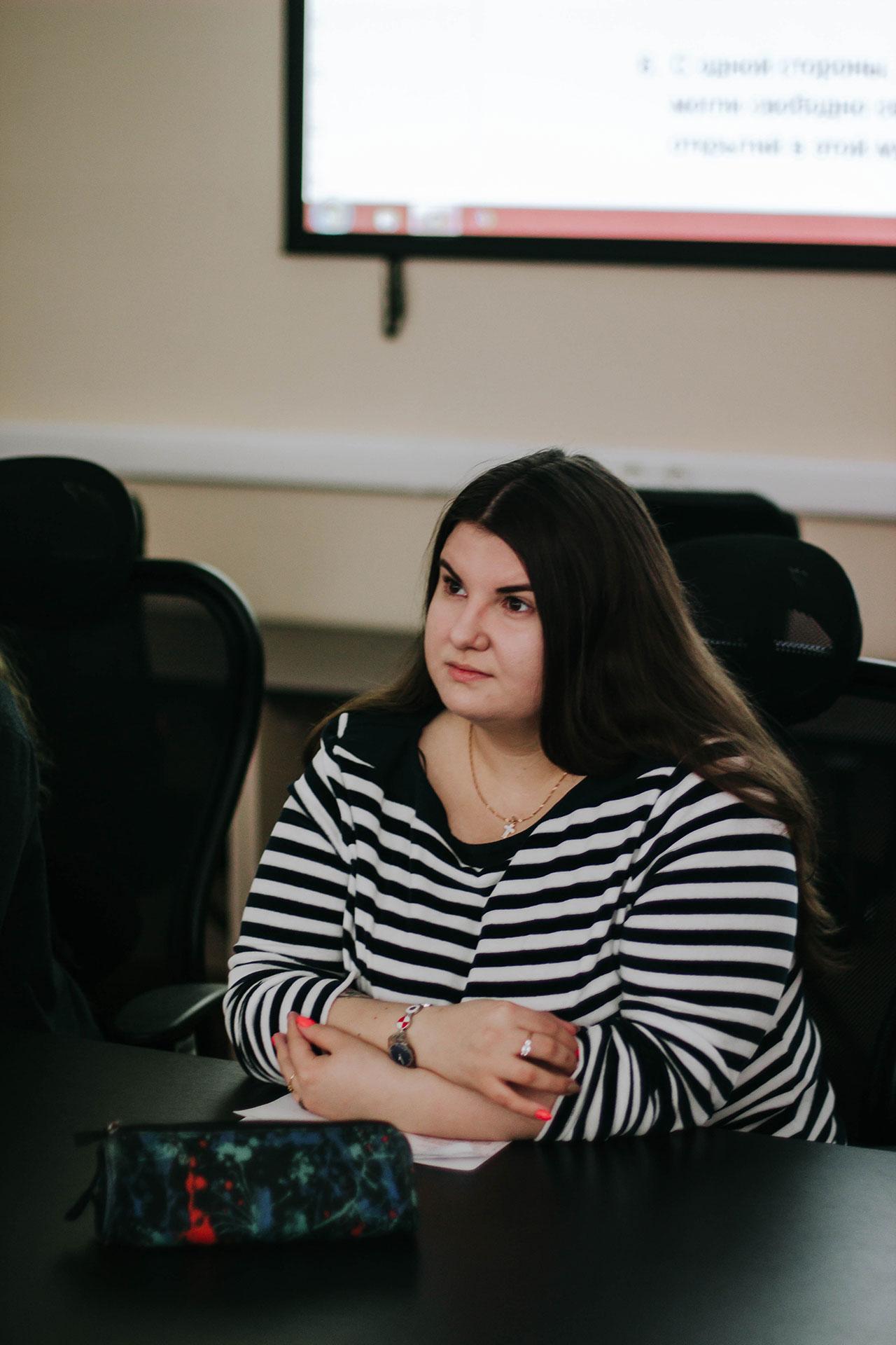 Анастасия Косарева